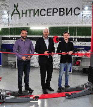 Святослав Данилов, Антон Степанов, Евгений Хазов