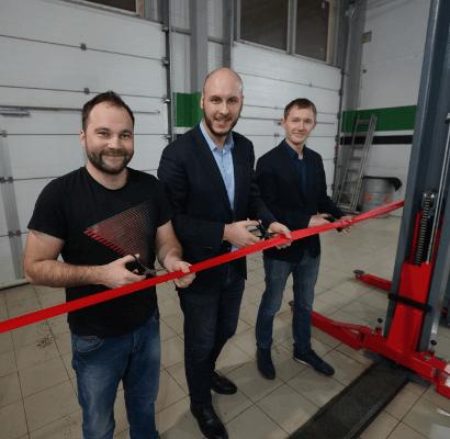 2016 – открытие компании